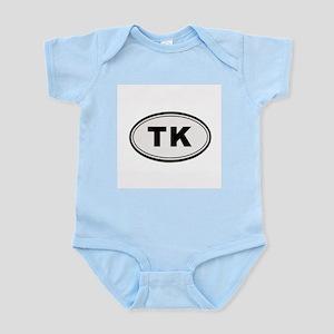 Tony Kornheiser Sticker Infant Bodysuit