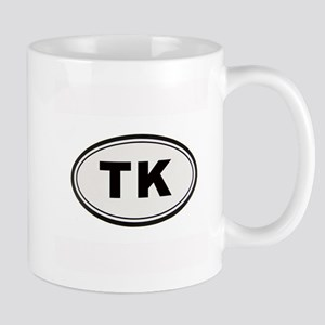 Tony Kornheiser Sticker Mug