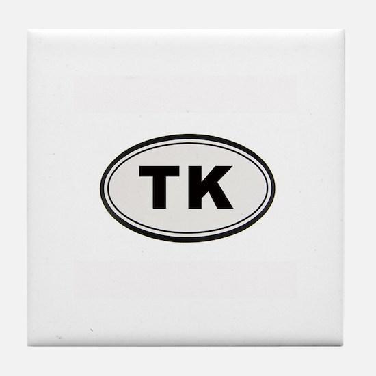 Tony Kornheiser Sticker Tile Coaster