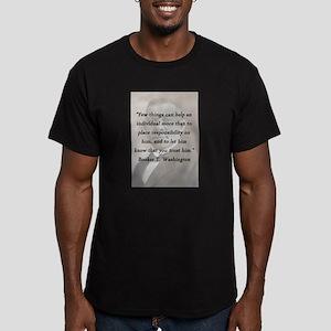 B_Washington - Few Things T-Shirt