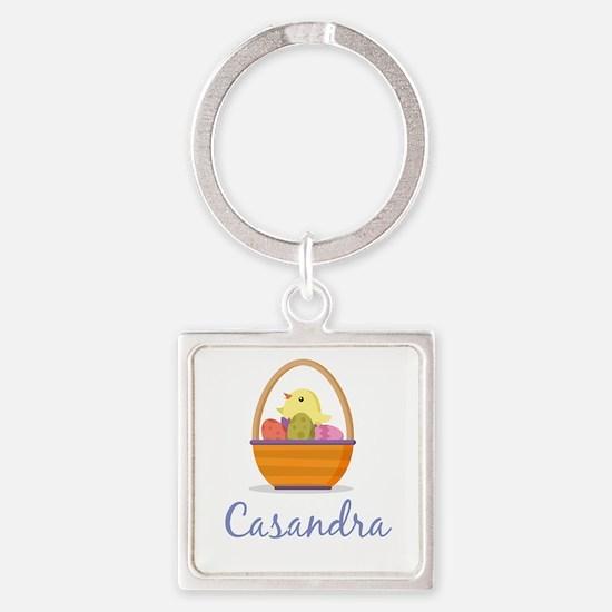 Easter Basket Casandra Keychains