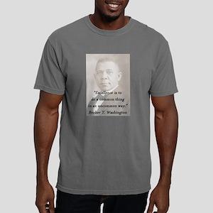 B_Washington - Excellence Mens Comfort Colors Shir
