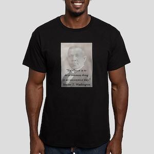 B_Washington - Excellence T-Shirt