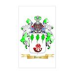Berns Sticker (Rectangle)
