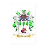 Berns Sticker (Rectangle 10 pk)