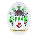 Bernradoux Ornament (Oval)