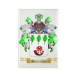 Bernradou Rectangle Magnet (100 pack)