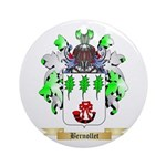 Bernollet Ornament (Round)