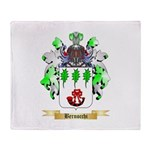 Bernocchi Throw Blanket