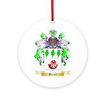 Bernli Ornament (Round)