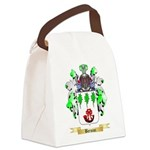 Bernini Canvas Lunch Bag
