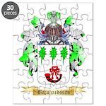 Bernhardsson Puzzle