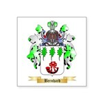 Bernhard Square Sticker 3