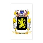 Bernfeld Sticker (Rectangle)