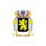 Bernfeld Sticker (Rectangle 50 pk)