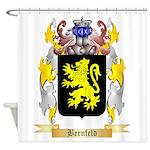 Bernfeld Shower Curtain