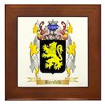 Bernfeld Framed Tile