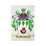 Bernette Rectangle Magnet (100 pack)