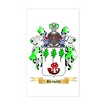 Bernette Sticker (Rectangle)