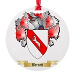 Bernett Round Ornament
