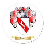 Bernett Round Car Magnet