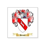 Bernett Square Sticker 3