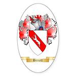Bernett Sticker (Oval)