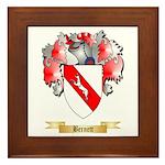 Bernett Framed Tile