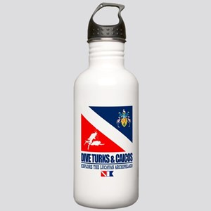 Dive Turks and Caicos Water Bottle