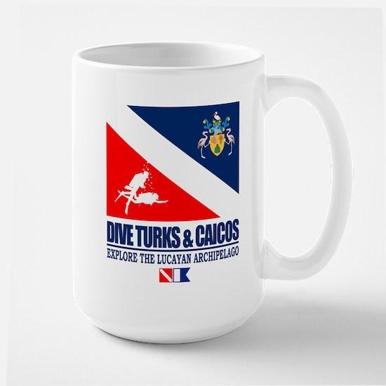 Dive Turks and Caicos Mug