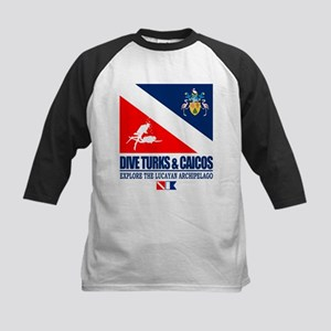 Dive Turks and Caicos Baseball Jersey