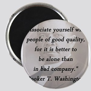 B_Washington - Associate Yourself Magnets