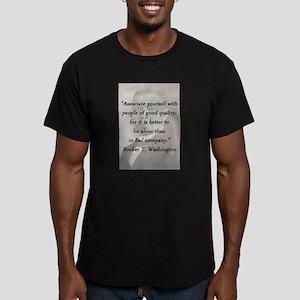 B_Washington - Associate Yourself T-Shirt