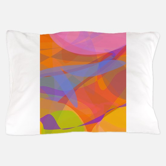 Orange and Other Fruits Pillow Case