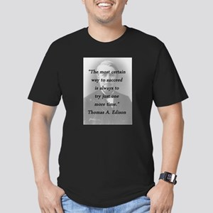 Edison - Way to Succeed T-Shirt
