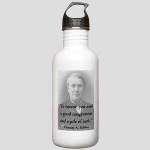 Edison - To Invent Water Bottle