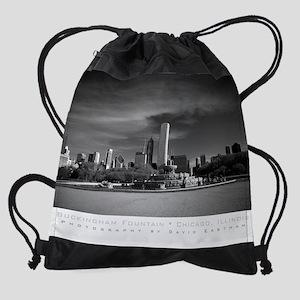 16x20_poster_buckingham_1 Drawstring Bag