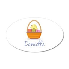 Easter Basket Danielle Wall Decal