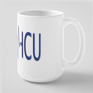ICU - EKG Large Mug