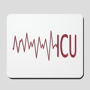 ICU - EKG Mousepad