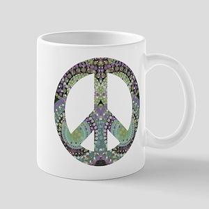 Groovy Summer Peace Mug