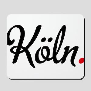 Köln Mousepad