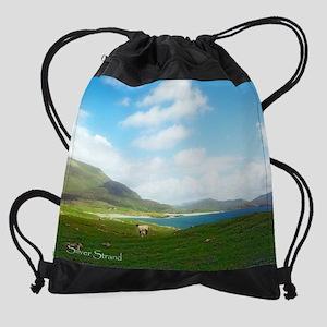 SilverStrandJanuary  Drawstring Bag
