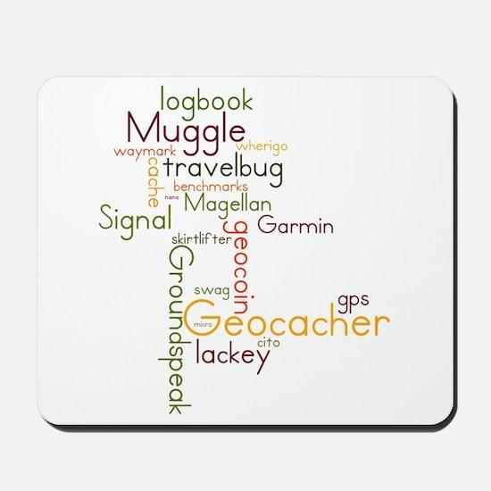 Geocache Mousepad