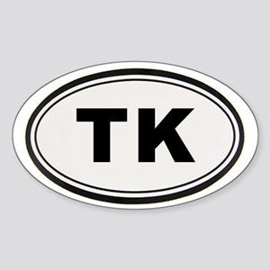 TK Bumper Sticker