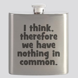 Nothing in Common Flask