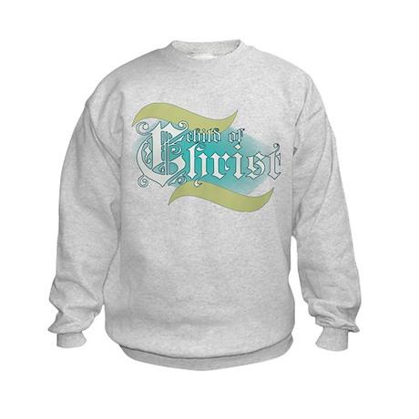 Child of Christ waves Sweatshirt