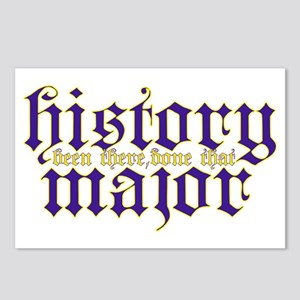 History Major Postcards (Package of 8)
