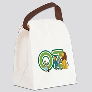 Vintage Wizard of Oz Canvas Lunch Bag