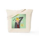 Bald Advantage #1 Tote Bag
